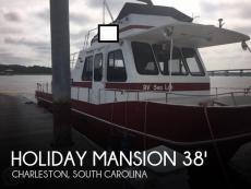 1997 Holiday Mansion 38 Barracuda