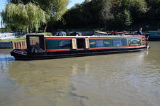 42' Traditional narrowboat 1987 superb condition