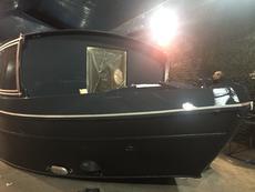 Wide beam 60ft x 12ft 60hp Euro Cruiser Stern Sailaway Basic