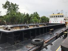 Hopper (Bottom Dumper) Barge(s) x6