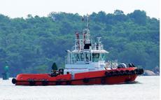 25.78 m harbour tug 40 TBP