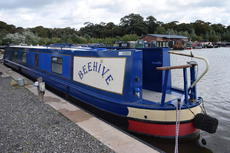 Beehive 57' 1999 Semi Trad Narrowboat