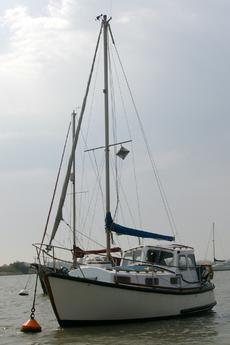 IP 25 Motor Sailer