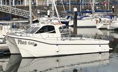Catamaran 10m , fishing boat , charter boat , fast fisher , work boat