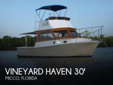 1979 Vineyard Haven Hawk 30