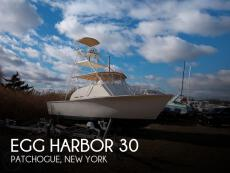 1973 Egg Harbor 30 Custom open Sportfish