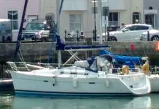 Beneteau Oceanis Clipper 343 Lift Keel