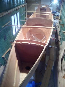 Tiki 38 project with plans