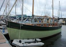 33ft. MILLER FIFER MOTOR SAILER  - Offers Invited