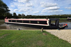 "57'8"" Semi Trad 2006 XR&D / Beacon Boats"
