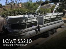 2017 Lowe SS210