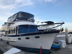 1988 DeFever Offshore Cruiser