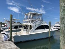 2001 Ocean Yachts 40 Super Sport