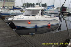 quicksilver 6.4 pilothouse