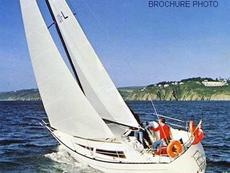 Leisure 27 Sloop