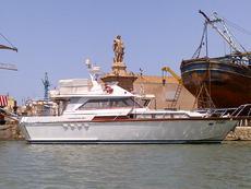50ft. CANTIERI DI PISA 'KITALPHA 15' Motor-Yacht