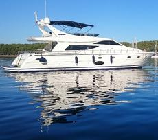 Immaculate Uniesse 70 Fly