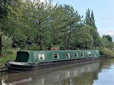 Ermintrude - 70' Live aboard narrowboat