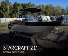 2015 Starcraft Fishmaster 210