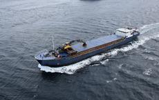 Selfdischarger General Cargo/Bulk Carrier abt 2300 DWT blt 1992 NTHD