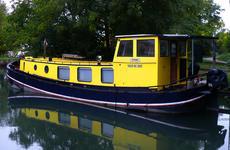 Dutch Barge, Residential & Cruising
