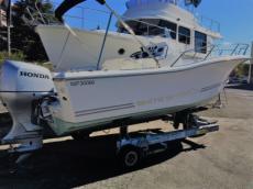 2015 WHITE SHARK 226