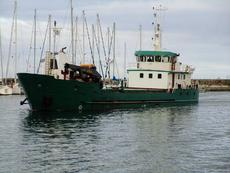 Small Geared General Cargo Ship abt. 600 DWT built 2004 in France