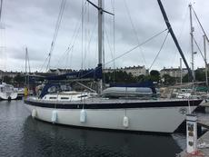 SOLD Subject to Survey - Warrior 38 Bluewater Cruiser