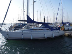 Beneteau First 305 (c£8000 spent in 2018)