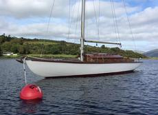 42ft 'WINDFALL' BERMUDIAN SLOOP - Restored & In Commission