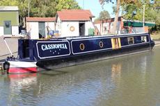 55ft Semi Traditional Narrowboat
