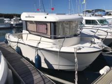 2013 QUICKSILVER 675 PILOTHOUSE