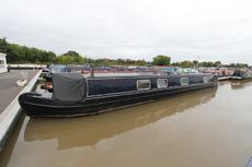 Katasha II, 58ft Cruiser stern narrowboat, 2007, £46,950.