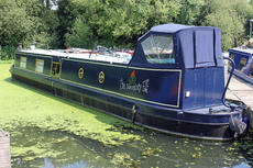 Liveaboard Narrowboat