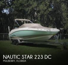 2018 Nautic Star 223 DC