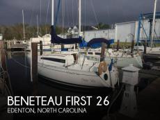 1987 Beneteau First 26