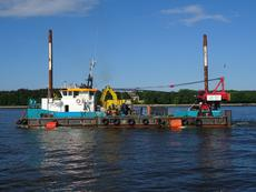 MULTICAT/DSV/DREDGER FOR CHARTER