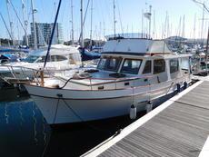 Marine Trader 40ft Europa Trawler Yacht