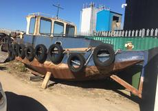 8.2m x 3m Project Beaver Boat
