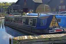 Livaboard Narrowboat Iole