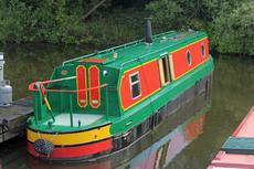 Liveaboard Narrowboat Ramona