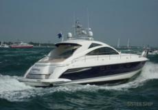 2009 FAIRLINE 47 TARGA