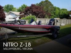 2017 Nitro Z-18