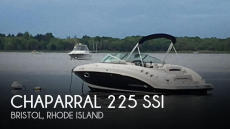 2017 Chaparral 225 SSI
