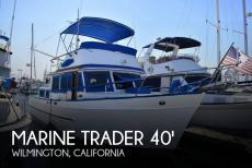 1979 Marine Trader 40 Double Cabin