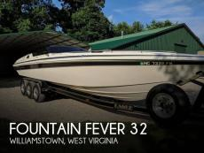 1992 Fountain FEVER 32
