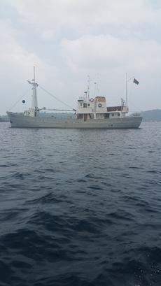 Training Ship & Island Trader