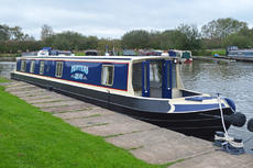 53ft Cruiser Stern Narrowboat