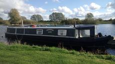 51ft narrowboat Shroppie Lass