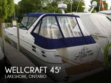 1996 Wellcraft 45 Excalibur